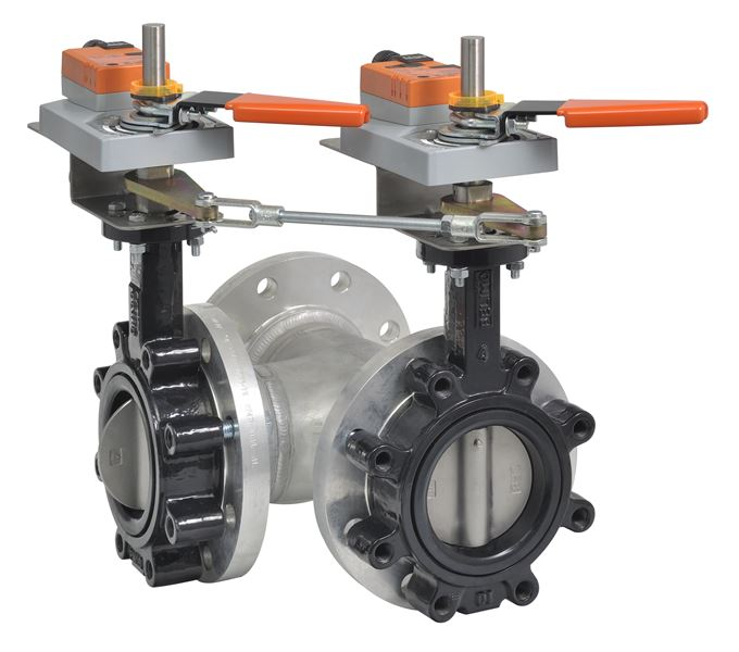 Usa Belimo Aircontrols Butterfly Valve Inc