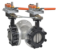 3-Way Valve+Actuators