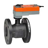 Flanged Characterized Control Valve - B6_AFR