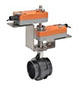 2-Way Butterfly Valves - Grooved