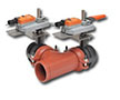3-Way Butterfly Valves - Grooved